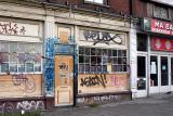Derelict corner