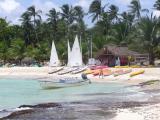Beach at Iberostar Hacienda Dominicus