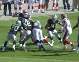 Oakland Raiders vs Buffalo Bills - 10/23/05