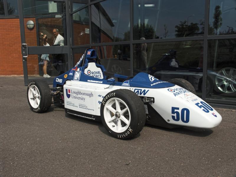 Formula Student racing car