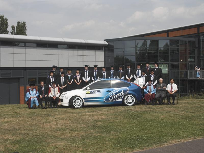 The Automotove Engineering Masters