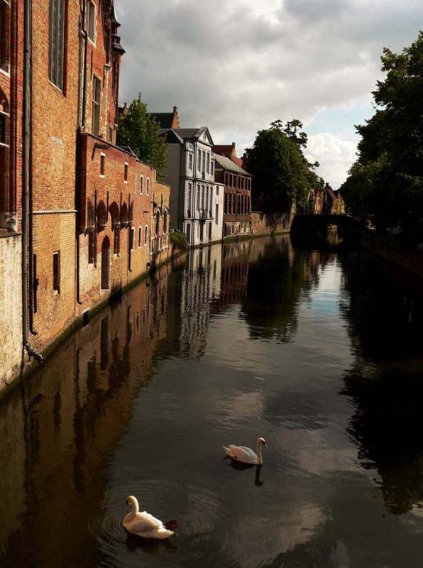Where Time Stands Still, Bruges, Belgium, 2005