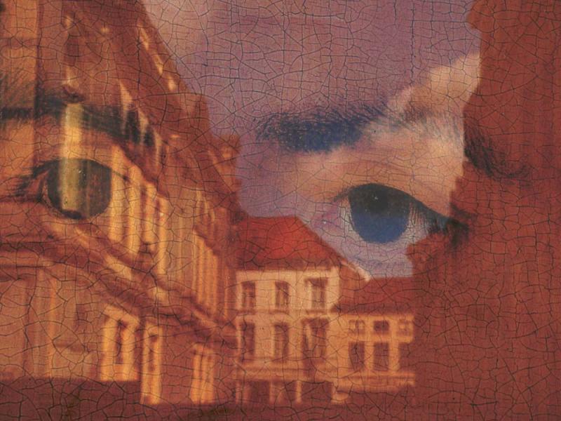 Memling's Eyes, Bruges, Belgium, 2005