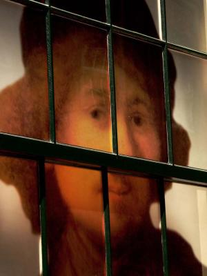 Fragmenting Rembrandt, Leiden, The Netherlands, 2005