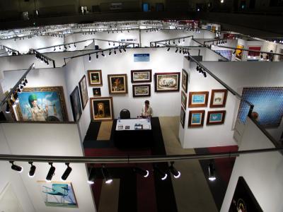 Art Show, Santa Fe, New Mexico, 2005