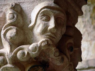 The Face of Time, Franciscan  Monastery, Dubrovnik, Croatia, 2005