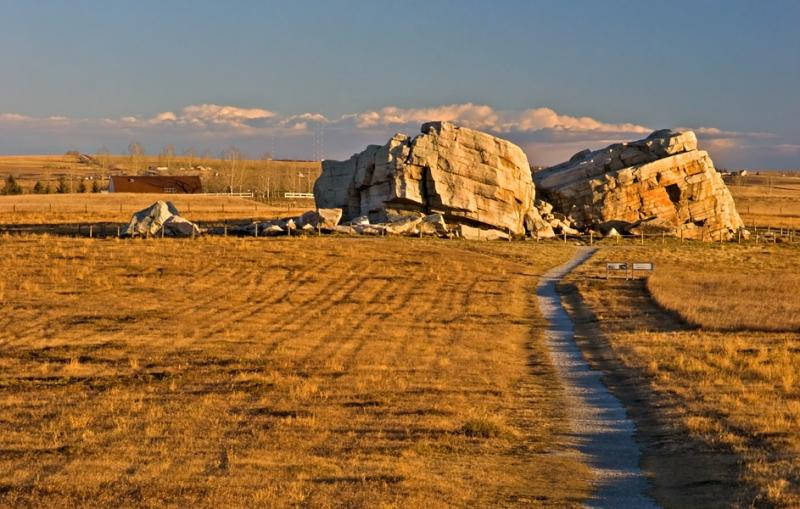 Big Rock: The Okotoks Erratic (2)