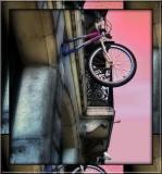 Surrealistic Bicycle