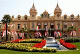 The famous Montecarlo Casino