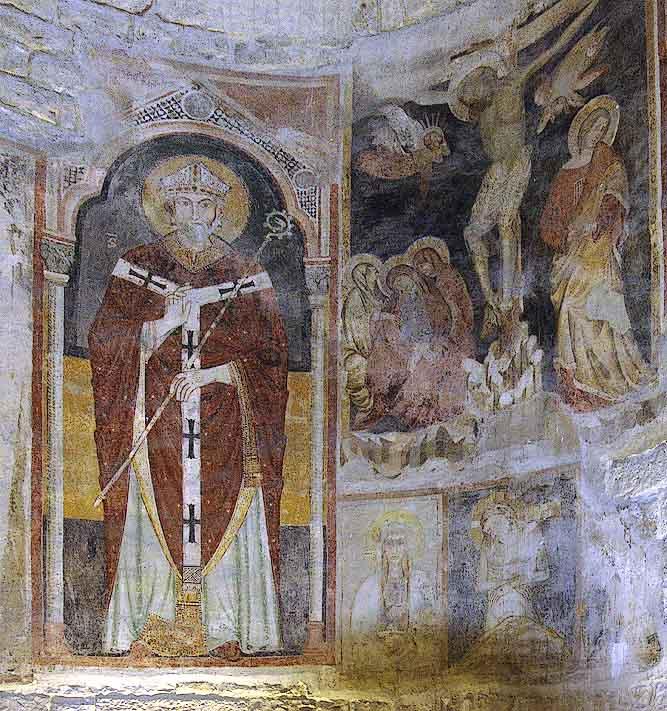 La basilique San Nicola