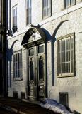 porte rue St-Denis, Québec