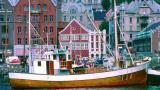 goélette à Bergen