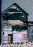 façade de brique