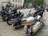 rassemblement de motards