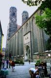 cathédrale de Münich