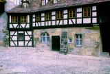 la vieille maison, Bamberg
