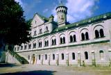 Cour intérieur Neuschwanstein