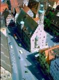 Du haut de Nordlingen