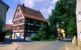 Belle maison de Nordlingen