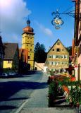 Rue principale , Dinkelsbühl