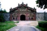 la porte rouge de la forteresse , Würzburg