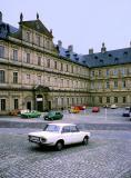 Élement d'architecture,  Bamberg