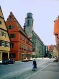 la ville de Dinkelsbühl