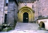 la porte et l'escalier,  Bamberg