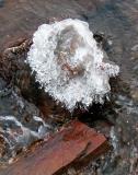 le capuchon de glace