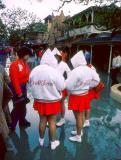 drill team, Disneyland