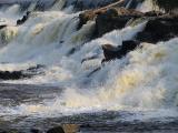chute de la rivière du Sud à Montmagny