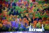 automne à Cap Tourmente