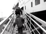 Harris to Skye boat
