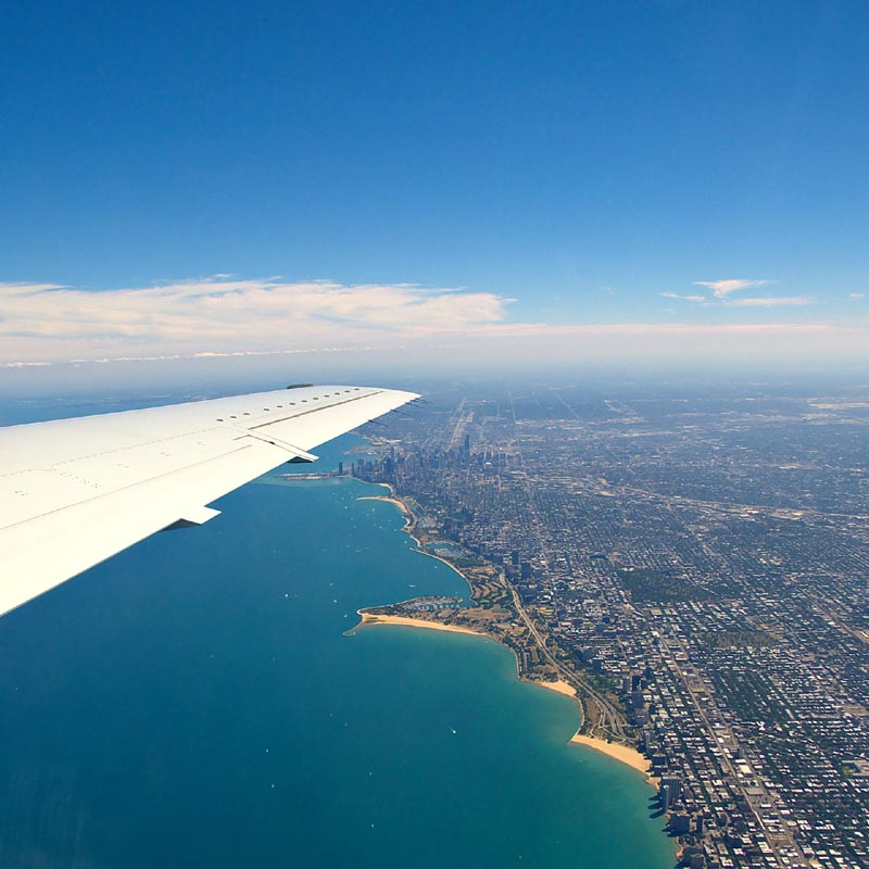 travelling - Chicago