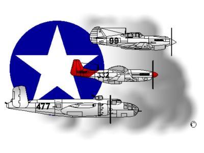 Tuskegee Airman Logo