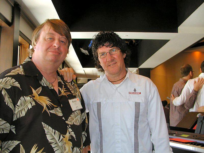 Ian Fisher <i>(pictured at right)</i>
