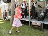 Spontaneous Charleston Dancer