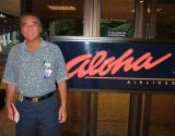 Aloha Jimmy Teruya -CSA HNL Station