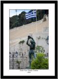 Statue Near Olympic Stadium