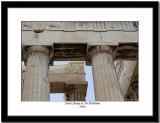 Semi Closeup of the Parthenon