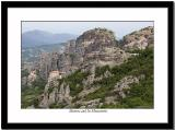 Meteora and Its Monasteries