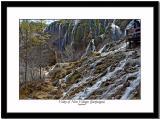 Jiuzhaigou - Waterfall