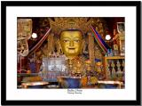Budha shrine