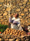 Selling potatoes