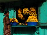 Fruit stall in Gonder