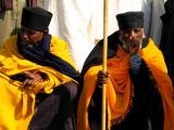 Priests at ceremony