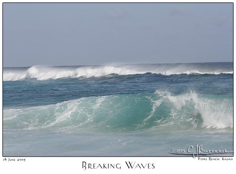 18Jun05 Breaking Waves
