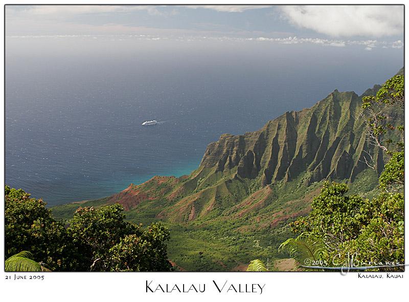 21Jun05 Kalalau Valley