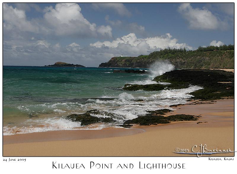24Jun05 Kilauea Point and Lighthouse