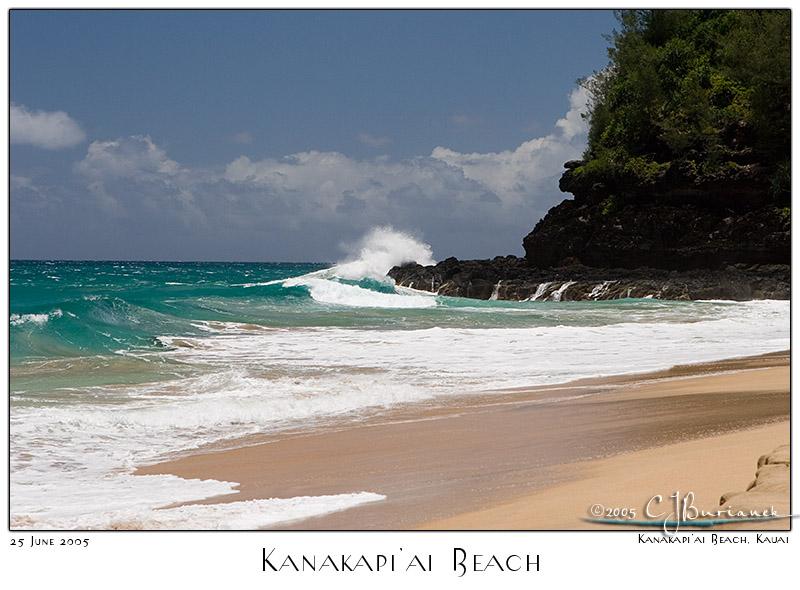 25Jun05 Kanakapiai Beach